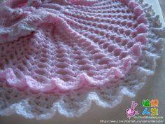 Kız Bebek Örgü Elbise Yapılışı-5