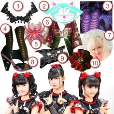 Babymetal · DIY The Look · Cut Out + Keep Craft Blog