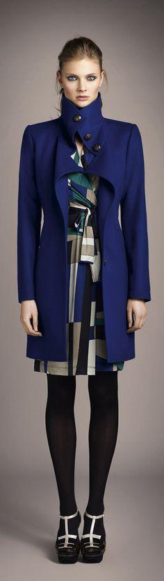 #ouí F/W 2012 #F/W Coats