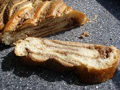 Rezept Nusszopf / Mohnzopf - riesengroß, wie vom Bäcker von Sternengold - Rezept der Kategorie Backen süß