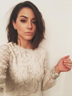 "Chloe Bennet] ""hey I'm Skye. I'm 20 and an actress. I love goofing around with my friends on set and photography. I am also single. Come on by and say hi if you want!"""