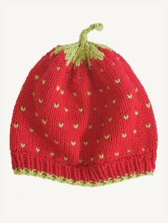 Very Berry Hat by Susan B. Anderson. On-the-Run Collection.