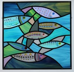 Stained glass fish                                                                                                                                                     More