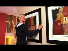 Here is a short video to help you hang your piece of art.