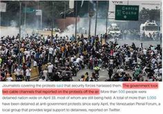 #Venezuelan Govt Censors #NEWS  #fboLoud #tcot #mvga #tpot #Pray4Venezuela #VenezuelaLibre http://www.cnn.com/2017/04/23/opinions/twitter-venezuelan-protest-vivanco-broner/index.html … http://fboLoud.com 🇺🇸