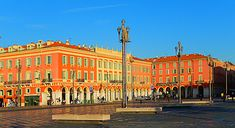 Place Massena Nice France : The Good Life France