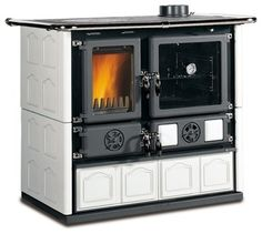 Wood Cook Stove - boxy, but still nice