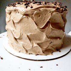 Frosting Recipes, Cake Recipes, Dessert Recipes, Dessert Ideas, Cake Ideas, Chocolate Marshmallows, Melting Chocolate, Chocolate Marshmallow Cake, Chocolate Desserts