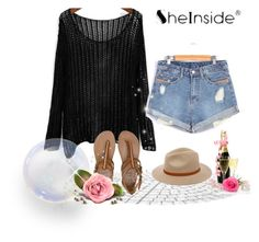 """""""SheIn 3/II"""" by amina-haskic ❤ liked on Polyvore featuring Billabong and Sheinside"""