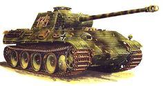 Panzerkampfwagen V Panther (Revista de Historia)