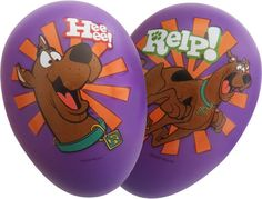 Access All Areas Scooby-Doo Shaky Eggs Easter Toys, Easter Gifts For Kids, Egg Shakers, Scooby Doo, Eggs, Chocolate, Children, Baby, Young Children