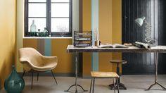 Kleur van de maand: okergoud! | Sprong's Verf en Kleurmakerij