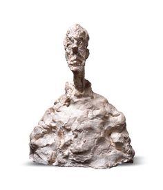 Alberto Giacometti buste de diego 1955