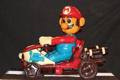 ¡Pero qué guapo y qué dulce es nuestro Super Mario! San Antonio, Mario, Toys, Buns, Sweets, Godchild, The Godfather, Activity Toys, Clearance Toys