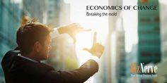 The Economics of Change  Breaking the Molds