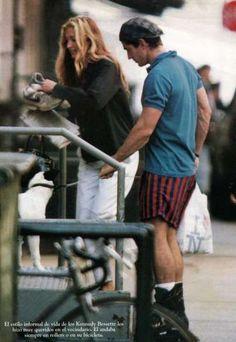 1995 – Rollerblading! | Remembering Carolyn