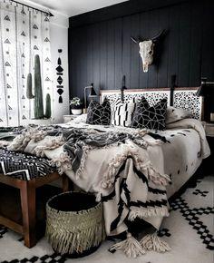hippie boho bedroom 767511961484455064 - Boho Bedroom Plans with Pallet Beds Western Bedroom Decor, Western Rooms, Bedroom Rustic, Room Ideas Bedroom, Home Decor Bedroom, Bedroom Designs, Dream Rooms, My New Room, Room Inspiration
