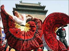 Overseeing Fashion: Fashion around the World: Bienvenido a Mexico!