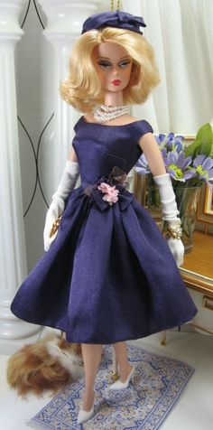Evening Interlude for Silkstone Barbie on Etsy now