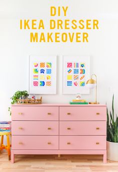 DIY Ikea Dresser Makeover - All About Decoration