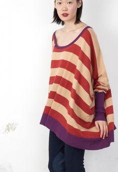 ...another idea for the stripey top I will make  Tsumori Chisato