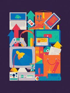 Breaking Out Of The Box: Design Inspiration (October 2016) – Smashing Magazine