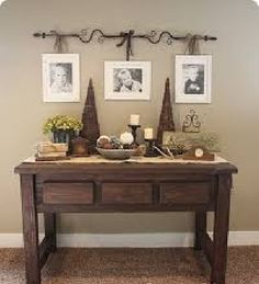 Wood Console Table's Benefits