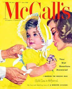 McCall's magazine June 1958