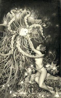 art blog - Rodrigo Enrique Luff - empty kingdom