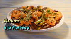 #MERLUZA A LA #MARINERA EN CAZUELA - COCINA CON GUGA 🐟🌊 #recetas #recetasdecocina #pescadosymariscos #fish #fishrecipes #diet #esparragoshuetortajar #kitchenrecipes #food