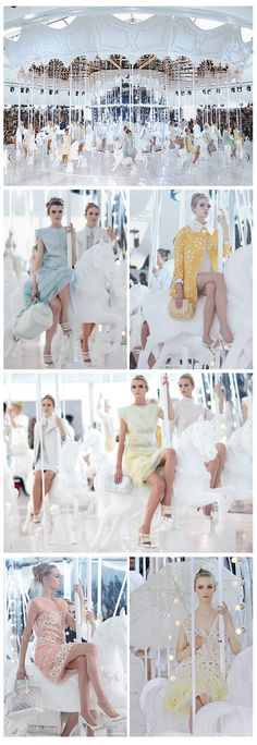 Marc Jacobs Spring/Summer collection for Louis Vuitton