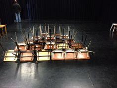 Eigen stoelen