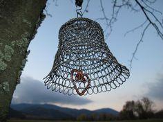 Black Wire Bell