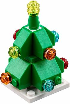 This is for 24 in 1 Christmas Build up Set 40253 - LEGO! Have fun up til Christmas. Lego Christmas Sets, Lego Christmas Ornaments, 1st Christmas, Christmas Projects, Christmas Themes, Christmas Place, Handmade Christmas, Lego Advent Calendar, Lego Mosaic