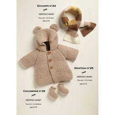 Kabátik s papučkami – návod   priadza