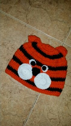 Tigre crochet
