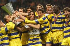 Where are they now? Parma's 1999 UEFA Cup winning side - http://www.squawka.com/news/where-are-they-now-parmas-1999-uefa-cup-winning-side/311826#Fj5rxEfuiSmiZIMg.99 #Parma #UEFACup #CultCorner Italy