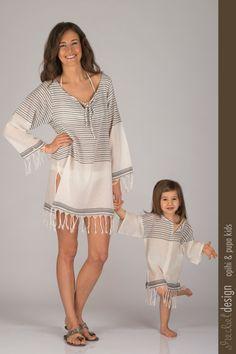 663934d8b6185 Sherbet Design %100 cotton beach cover up OPIHI and PUPA kids  www.sherbetdesign.net #beachwear #resortwear #coverup