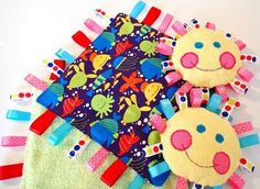 Homemade baby toys