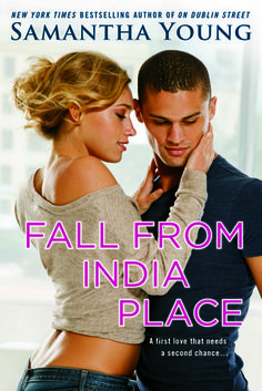 Review: Fall From India Place (On Dublin Street #4) by Samantha Young | Rhea's Neon Journal