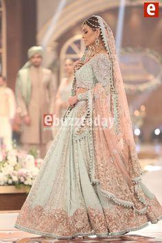 56 Trendy ideas for wedding indian dress color combinations pakistani bridal - Pakistani dresses Indian Bridal Outfits, Indian Bridal Fashion, Pakistani Wedding Dresses, Indian Dresses, Pakistani Bridal Couture, Asian Bridal Dresses, Lehenga Wedding Bridal, Indian Bridal Week, Pakistani Bridal Lehenga