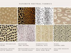 neutral fabric options