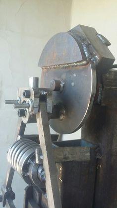 Blacksmith Power Hammer, Forging Hammer, Blacksmith Forge, Metal Bending Tools, Metal Working Tools, Welding Tools, Welding Projects, English Wheel, Blacksmithing Knives