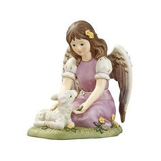 #Goebel #angel - i keep an eye on you #figurine,  View more on the LINK: 	http://www.zeppy.io/product/gb/2/121765660372/