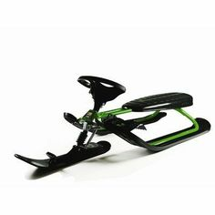 Stiga USA Snowracer FSR GT Snow Sled by Stiga USA. $179.08. Built strong for years of winter fun, the Stiga Snowracer FSR GT Snow Sled is sure to be a family favorite! It features twin tip skis and a carved shaped front ski for improved steering. It is foldable making it easy to transport and to store. It also includes a steering spring, brake, shock absorber, and automatic winder. Conquer the mountain all winter with your very own Stiga Snowracer FSR GT Snow Sled!