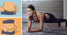 Poświęć 4 minuty każdego dnia, a po miesiącu efekt Cię zaskoczy! Ćwiczenia na idealną sylwetkę!