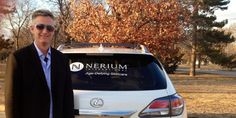 Congrats on earning your Lexus with #Nerium, Rod!