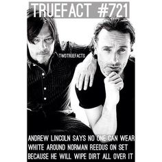 Awe, Norman. This doesn't surprise me