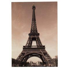 CARD Postkarte Eiffelturm    Sie wählen Ihr Lieblingsmotiv aus der großen Auswahl - und haben beim Schreiben gute Karten. Denn die Rückseite dieser Karte im klassischen Postkartenformat ist nicht unterteilt, so dass die komplette Fläche für Text, Zeichnungen, Aufkleber und andere Ideen genutzt werden kann.    Größe: ca. B 10,5 x H 15 cm...