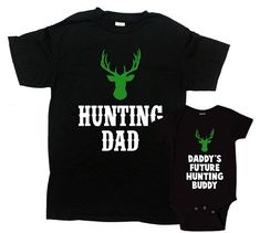 Father Son Shirts Matching Family Outfits Fathers Day Gift Daddy And Baby Boy Dad And Son T Shirt Family Pajamas Family Photo - Dad And Son Shirts, Fathers Day Shirts, Baby Shirts, Family Shirts, Father And Baby, Daddy And Son, Funny Hunting, Hunting Shirts, Matching Family Outfits